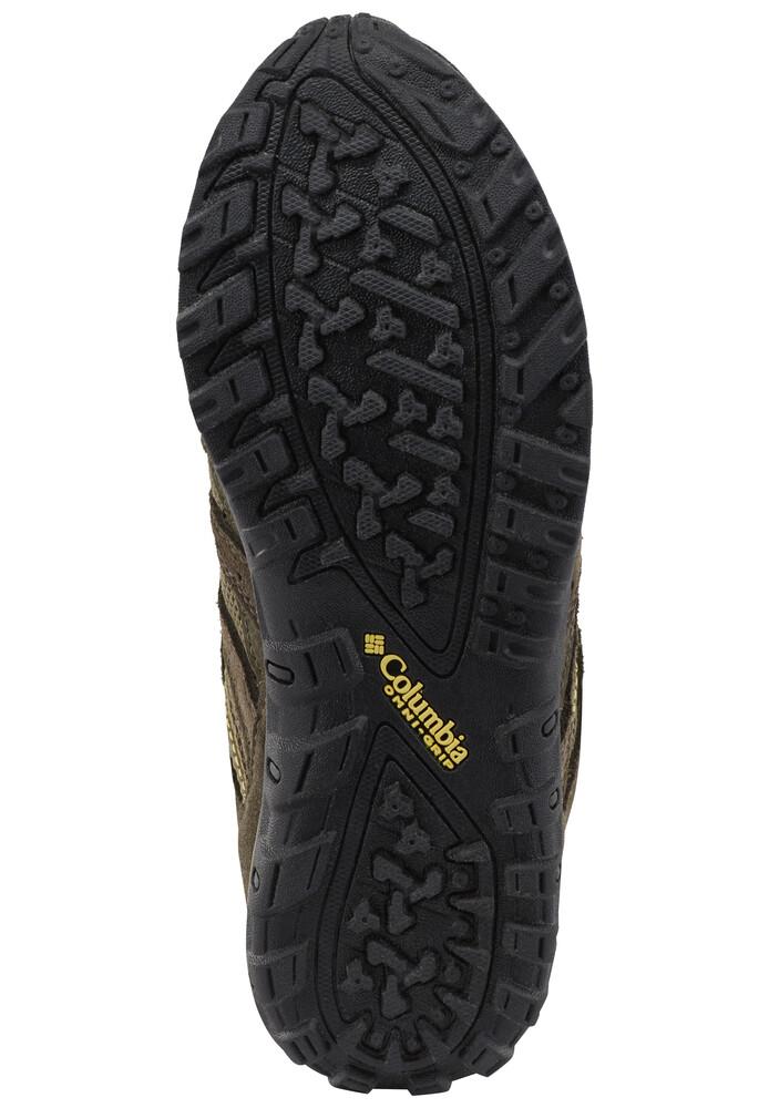 Columbia Redmond Chaussures WP marron